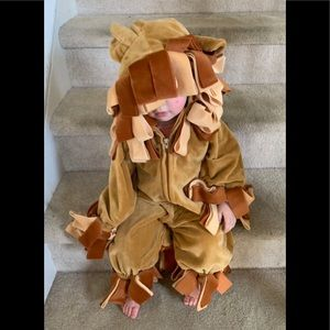Other - Childrens Lion Halloween Costume Size 18-24 Months